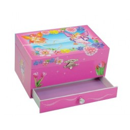 Jewelry box flower fairy