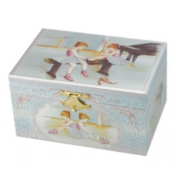 Jewelry box Minuet of Mozart
