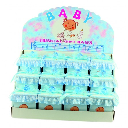 "Display gift boxes ""Birth of a baby boy"""