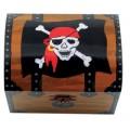 "Treasure musical box ""Pirates""."