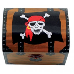 "Treasure musical box ""Pirates""."