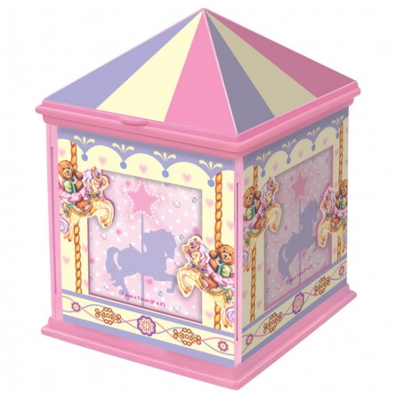 Picture frame carousel