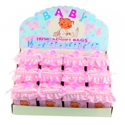 "12 gift boxes ""Birth of a baby girl"""