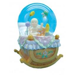 Cradle globe