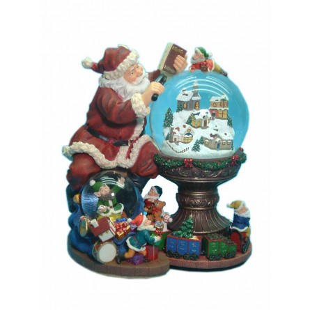 Searching Santa
