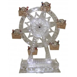 Giant ferries wheel