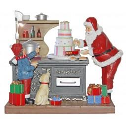 Santas pastry