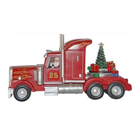 Santa's Tractor