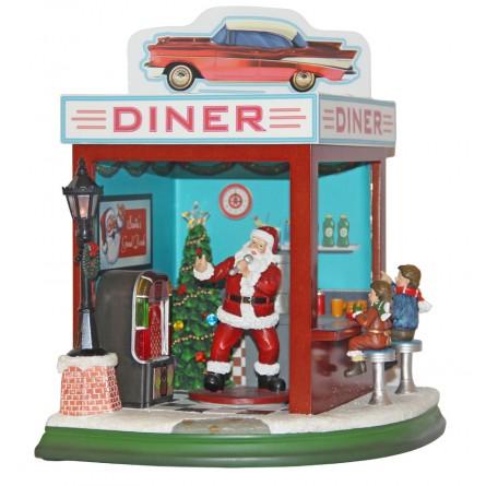 Santa's Diner