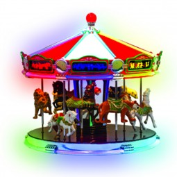 1939 World's Fair Carousel