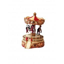 Carousel balustrade