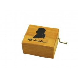 "Wooden box ""Mozart"""