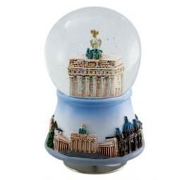 "Glitter globe ""Berlin"""