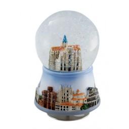 """Glitter globe """"Milano"""""""