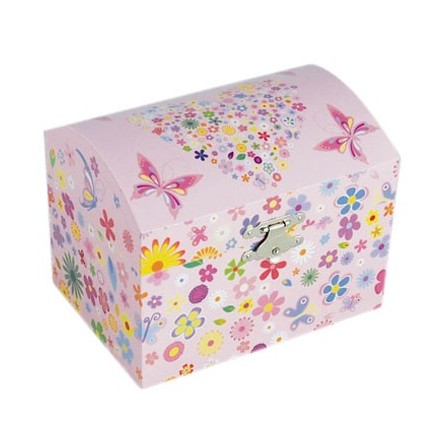 Jewelry box flower