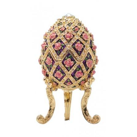 Fabergé egg flower