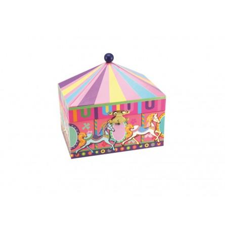 Carousel box