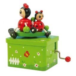 Ladybug grinder