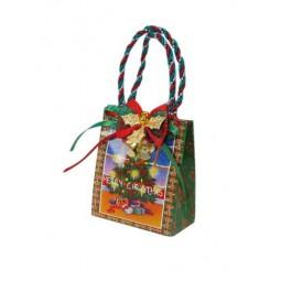 Christmas bags coloured