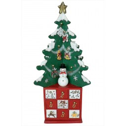 "Advent calendar ""Christmas tree"""