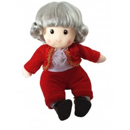 Mozart Puppe