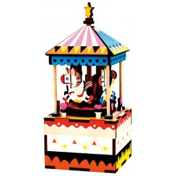 Carousel Jigsaw