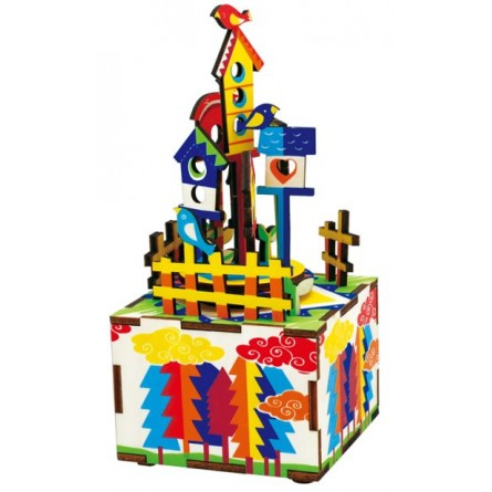 Castle in the sky jigsaw
