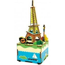 Romantic Eifel Tower