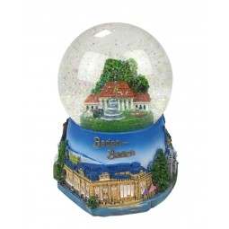 Snow globe Baden-Baden