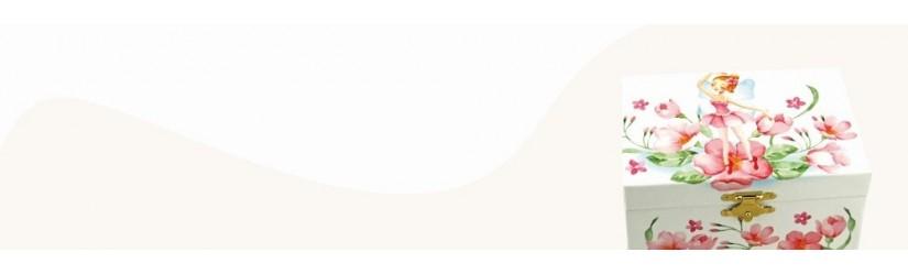 Schmuckdosen und Schmuckkästchen online bestellen